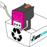 Superpatrone wird recycled - Visualisierung von Sketchnotemafia