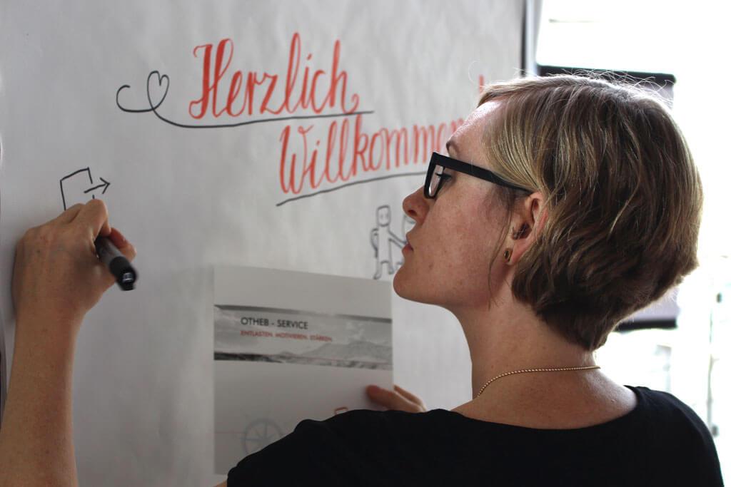 Der Unternehmerinnentag des VdU bei der Firma OTHEB