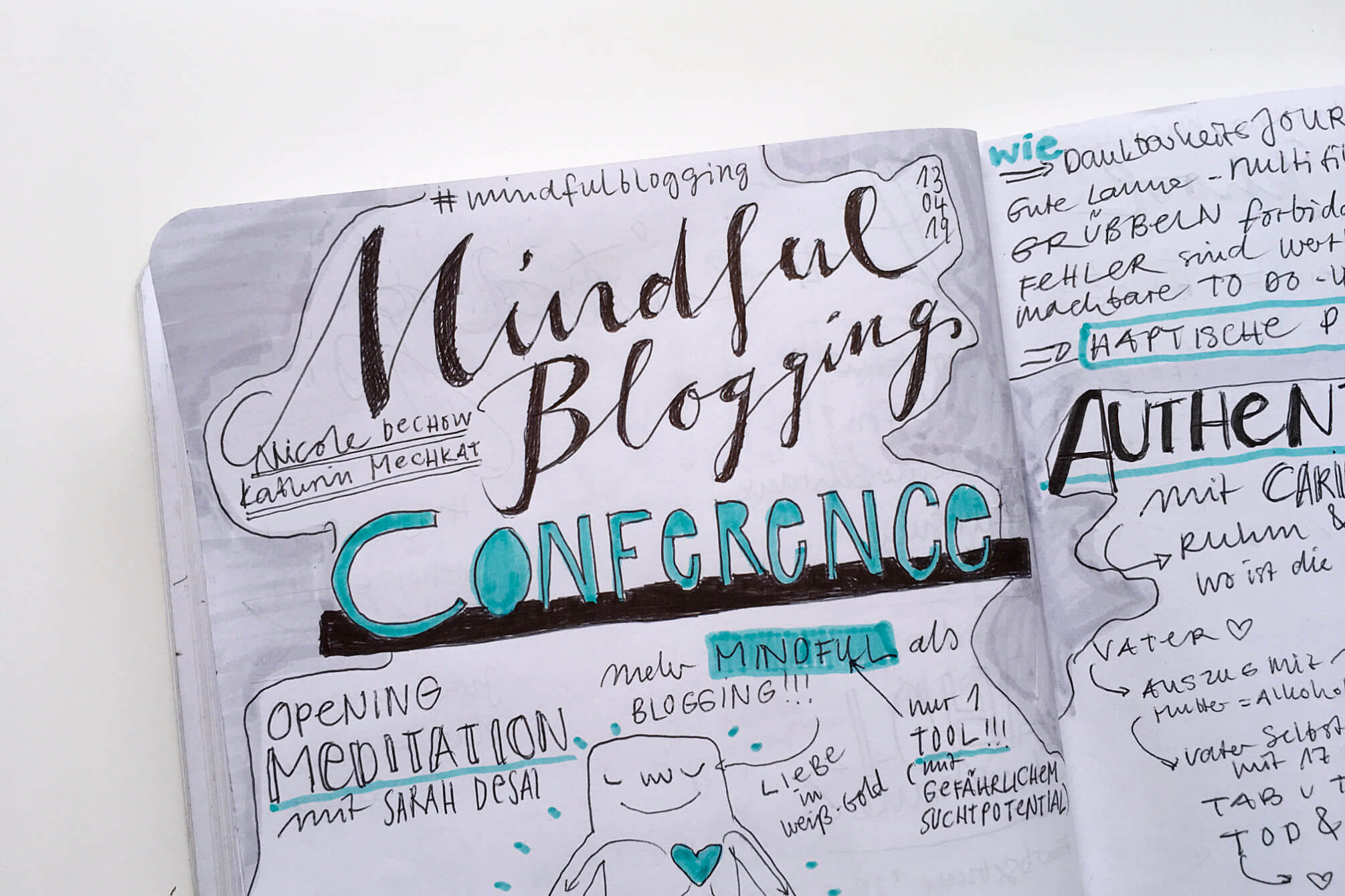 Mindful Blogging Conference 2019 Hamburg