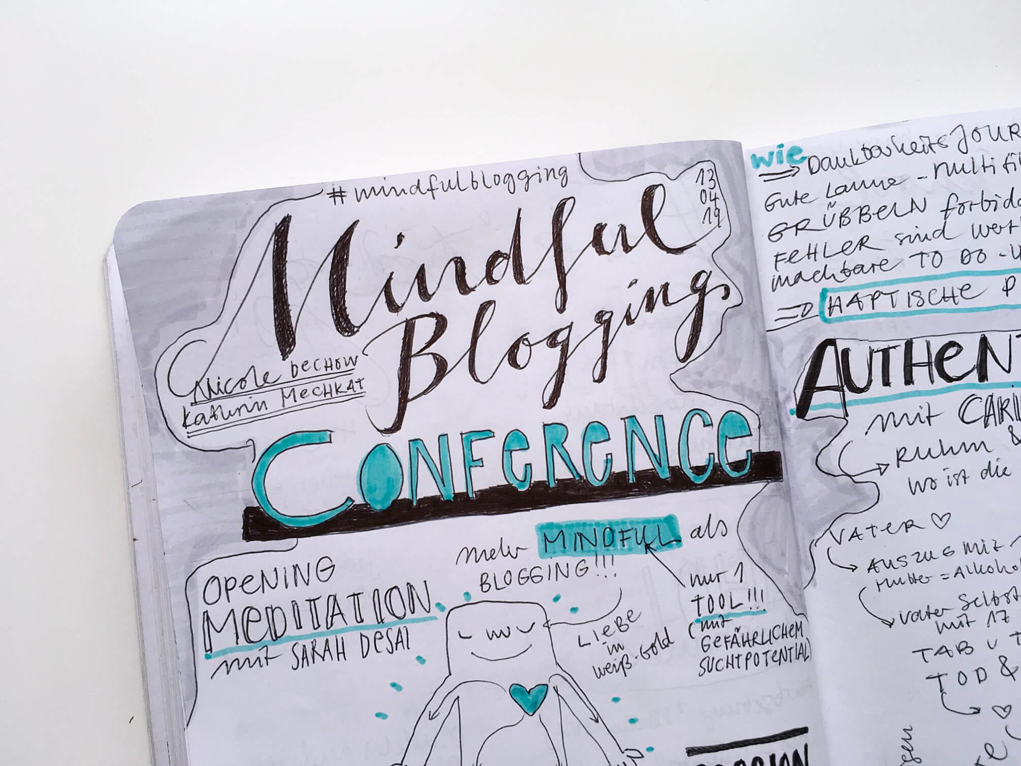 Mindful Blogging Conference 2019 Hamburg