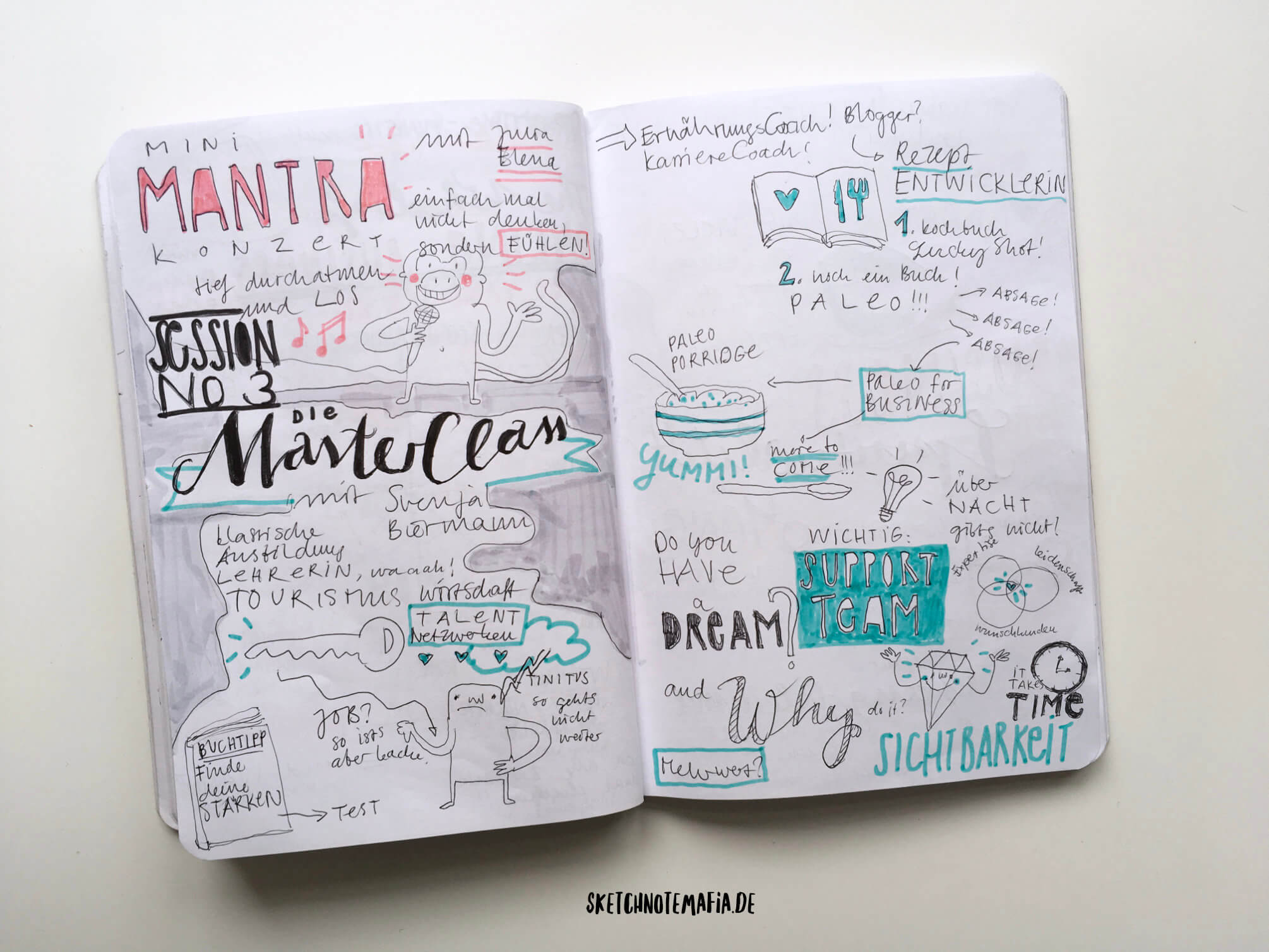 Mindful Blogging Conference - Masterclass